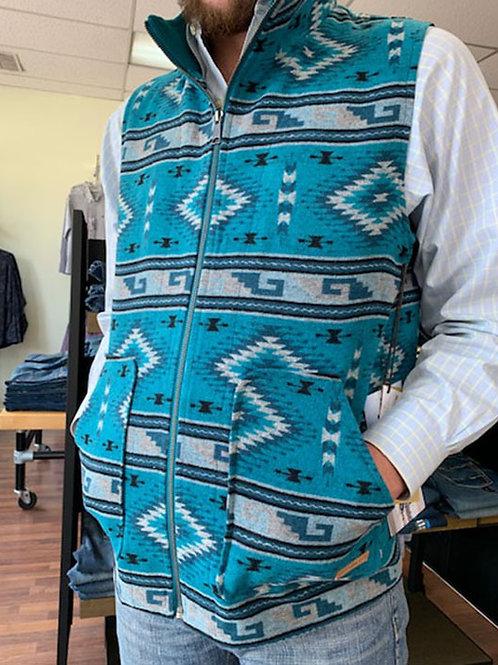 Powder River Men's Vest