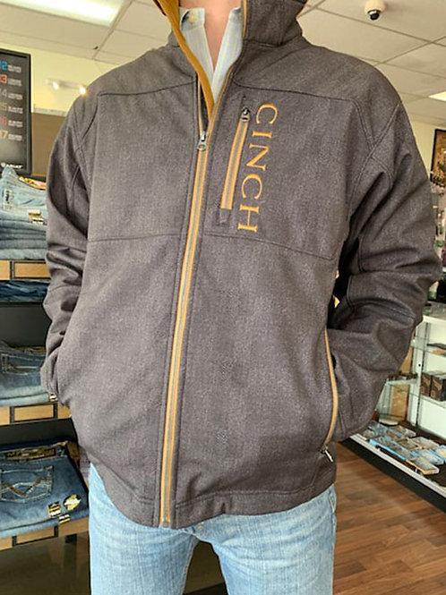 Cinch Men's Charcoal Bonded Jacket