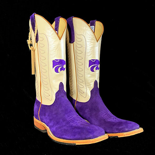 KSU Men's & Women's Purple Roughout