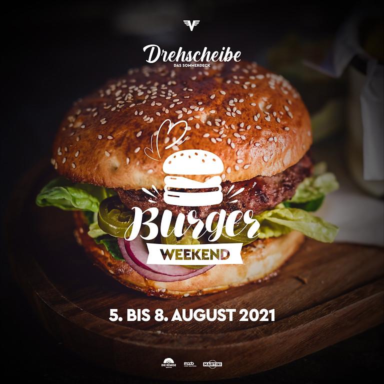 Burger Weekend - Eintritt frei