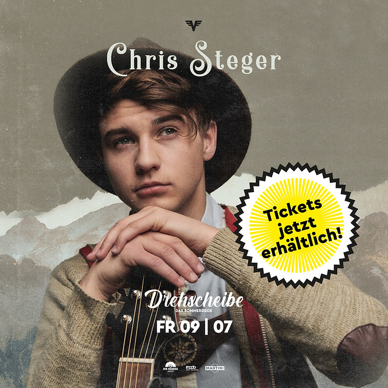 Chris Steger live