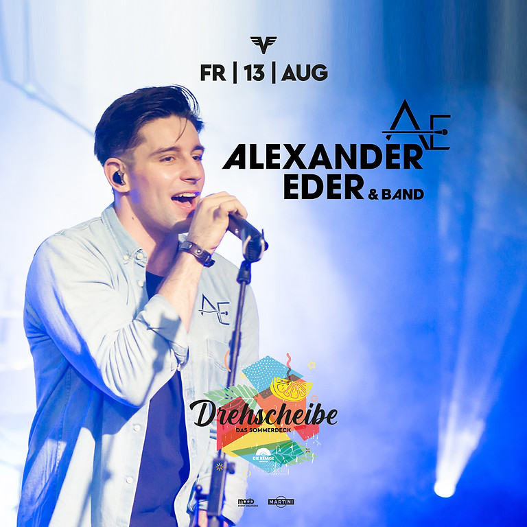 Alexander Eder live