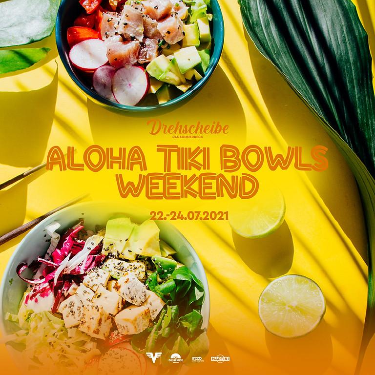 Aloha Tiki Bowls Weekend
