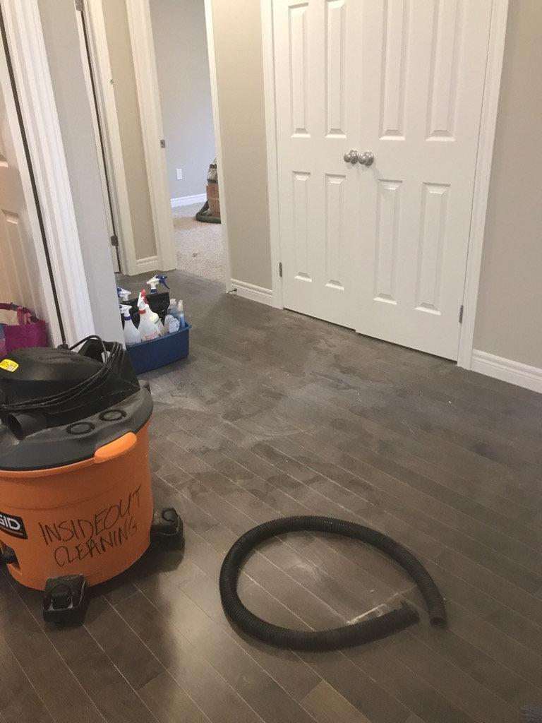Post Construction Clean