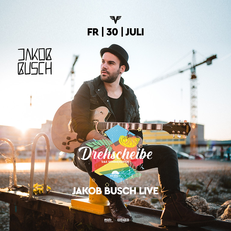 Jakob Busch live