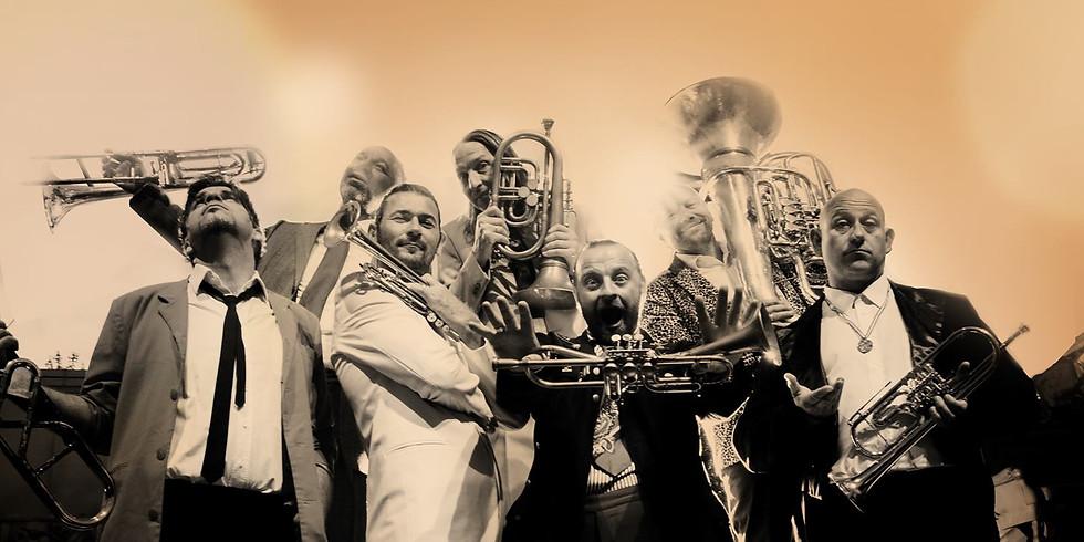 """Mnozil Brass """"Gold - mit Abstand das Beste"""""""