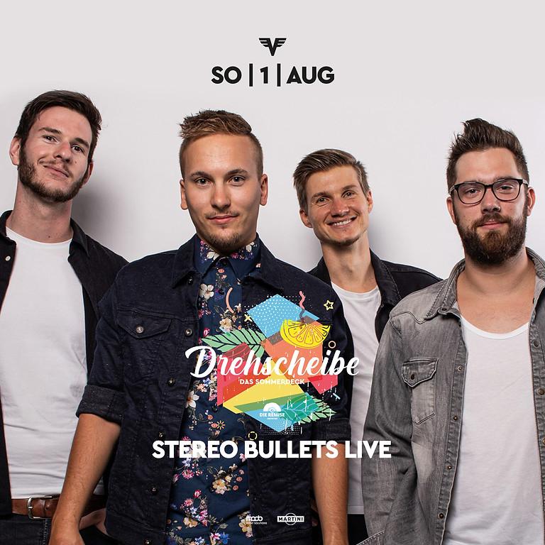 Stereo Bullets live - Eintritt frei