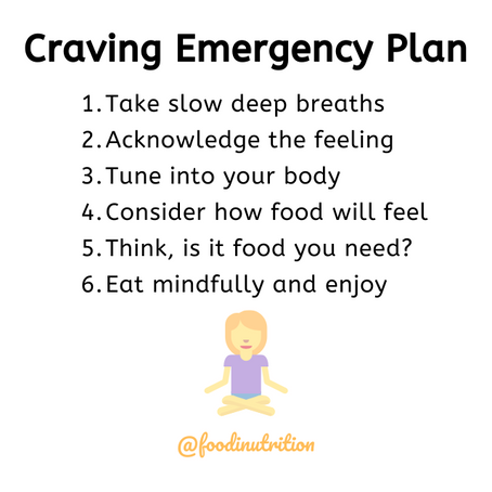 Next time you have a craving- try this!