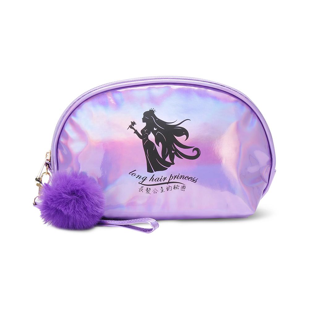 化妝包-紫