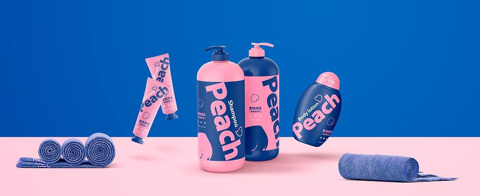 甜蜜糖果香-Peach洗護系列.jpg
