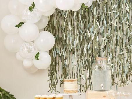 99 Wedding Shower Balloons