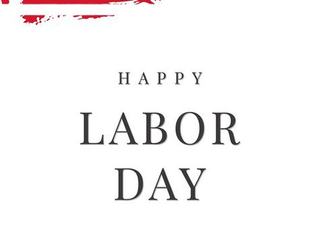 Happy Labor Day from LDP!