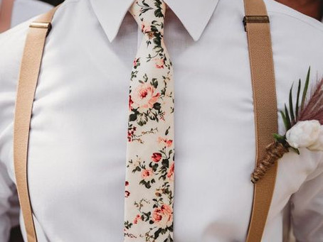 Not your dad's outdated tie