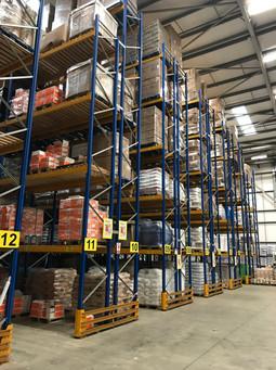 North West Logistics - Warehousing