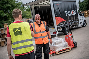 PALL-EX BUSINESS DELIVERY