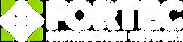 Fortec Logo- white