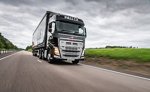 Powered by Pall-Ex - Palletised Freight Distribution