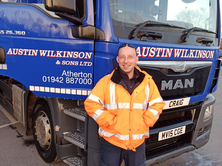 Featured Driver of the Month – Craig Wallis