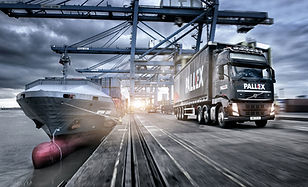 Pall-ExConnect - International Palletised Freight Distribution