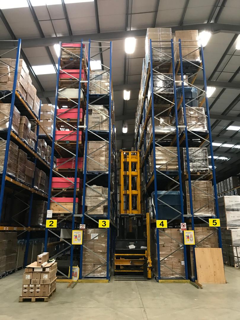 North West Logistics - Storage