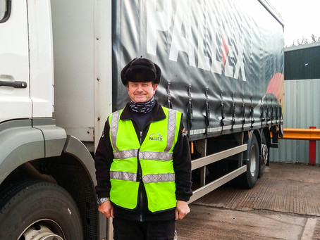 Featured Driver of the Month - David Palfrey