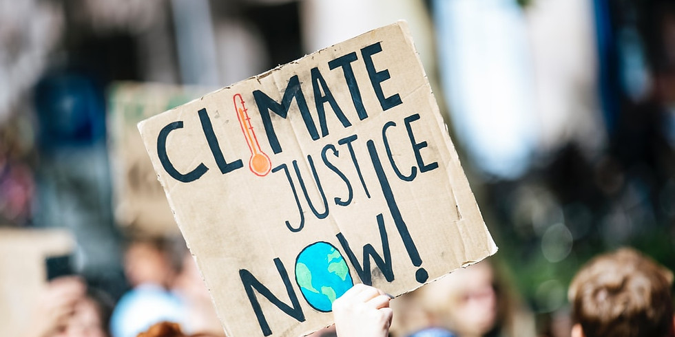 Climate Justice in NYC: A Discussion with the Climate Change and Environmental Justice Leaders