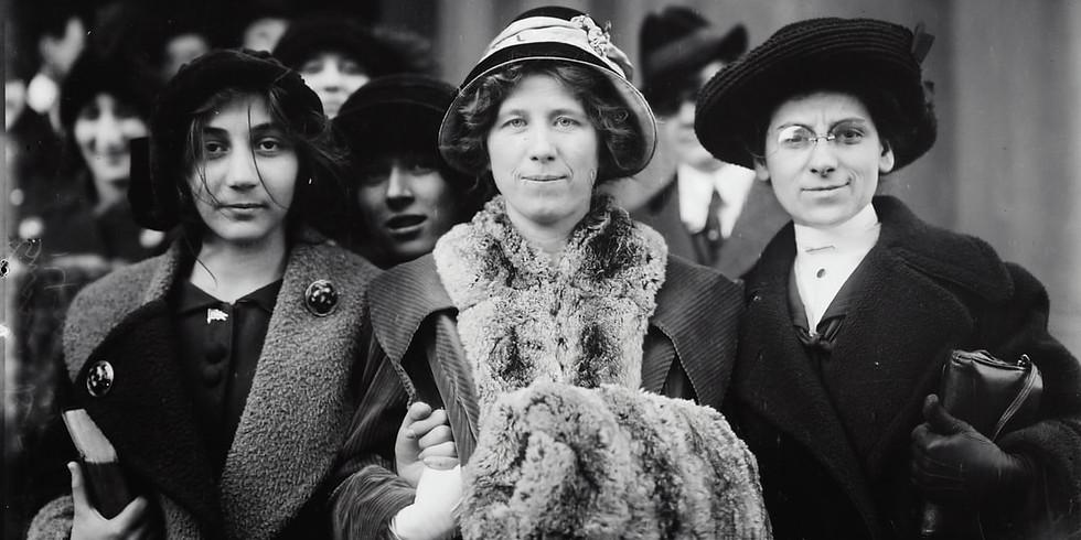 A Century of Women's Suffrage: Gender, Race, Citizenship & Democracy
