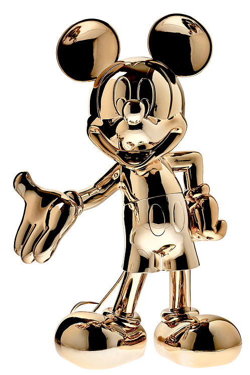 Mickey Welcome