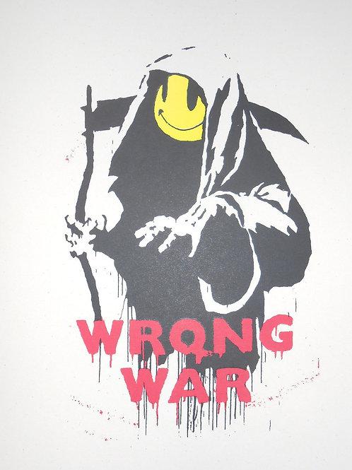 Wrong War
