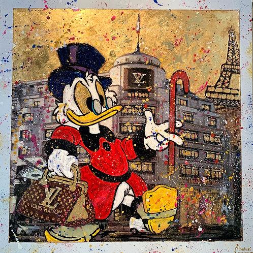 Scrooge in Paris