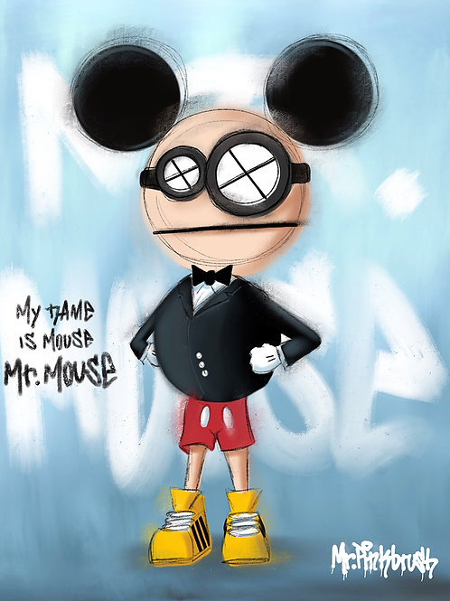 My Name is Mr. Mouse
