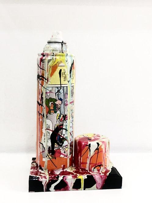 Jozza Spray-Can