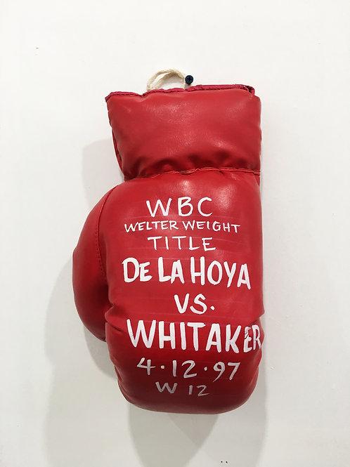 Oscar De La Hoya vs Whitaker