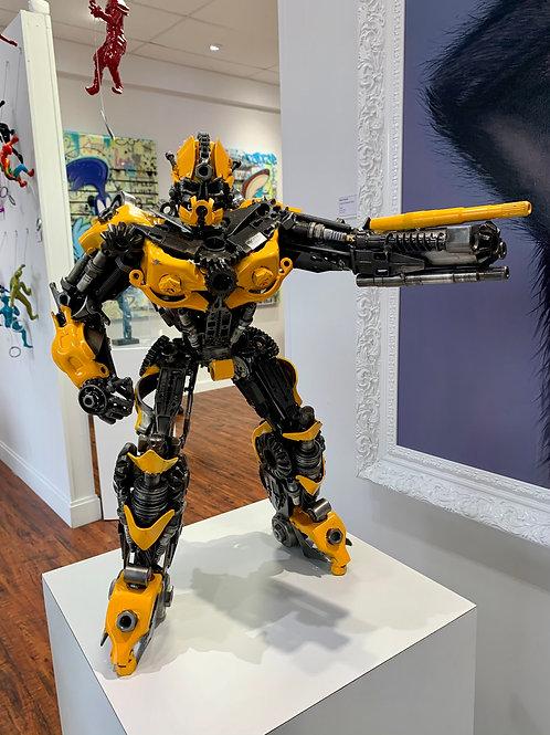Transformers Sculpture (Bumblebee)