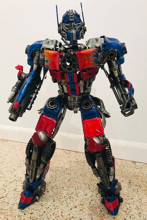 Transformers Sculpture (Optimus Prime)