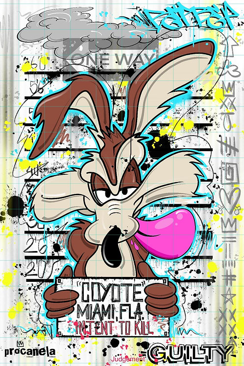 Willy The Coyote