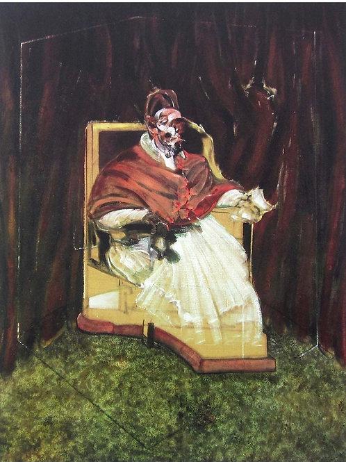 Portrait Pope Innocent X