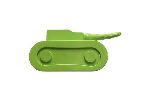 Green Un-Fuck You Unconventional Think Fuck Tank