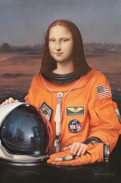 The Pragmatic Girl on Mars