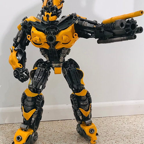 Transformers Sculpture (Bumblebee)