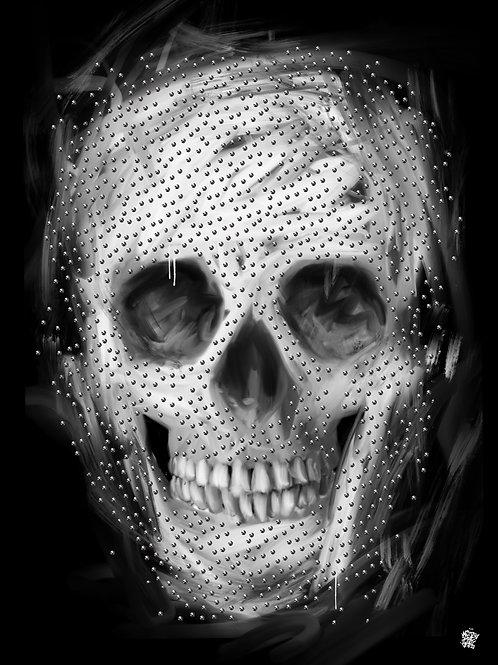 Platinum Skull