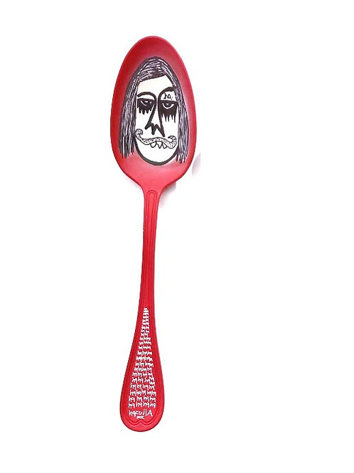 Haculla Spoon - Red