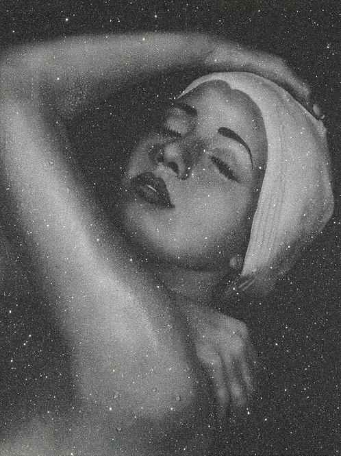 Shower Portrait (Silver)