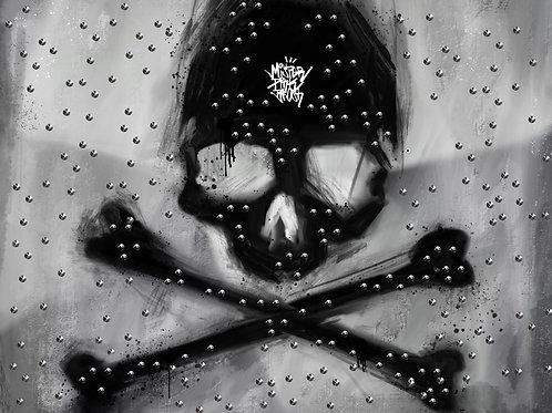 Black Diamond Skull