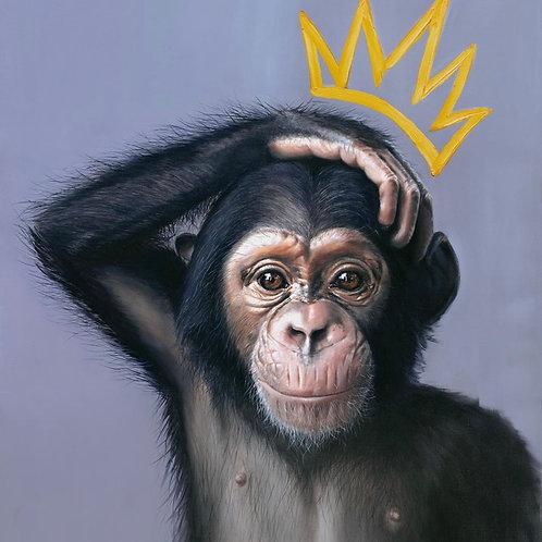 "Original Chimpanzee, ""Gloria"""