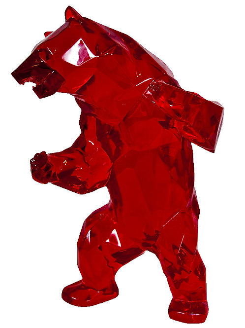 Red Wild Bear