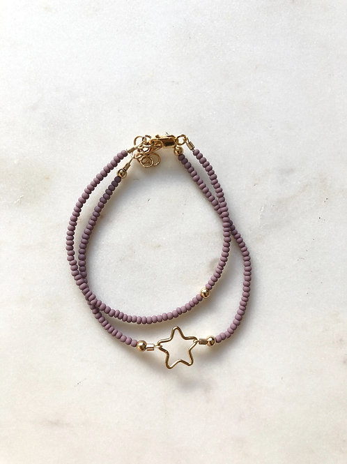 Lavender star set