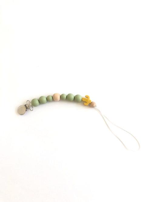 Yellow Cactus clip