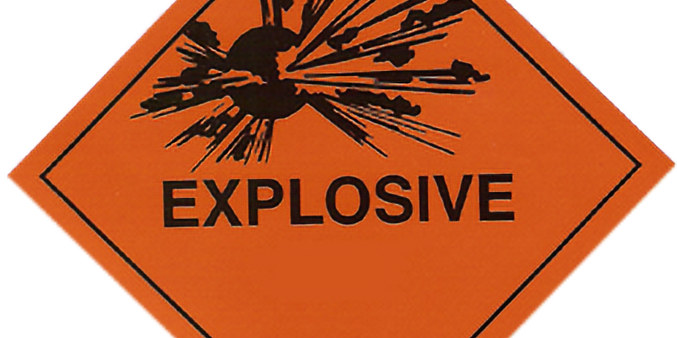 Explosives Shipping Classification DOT Ex-Number Training & Workshop