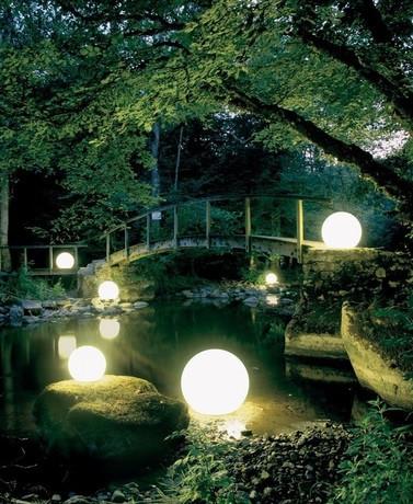 Sphere lights, Orb Lights